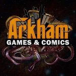 Arkham Games & Comics
